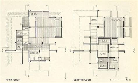 b home design and drafting gallery of ad classics house vi peter eisenman 7