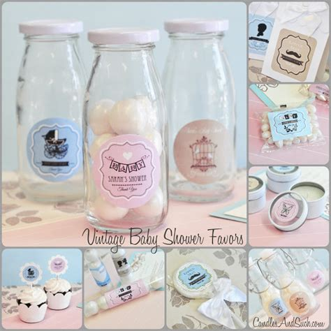 Antique Baby Shower Favors by Baby Shower Favors Favors Ideas