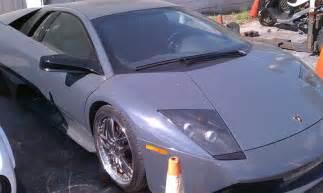 Allen Iverson Lamborghini Found Iverson S Lambo The At The Impound Said Iverson