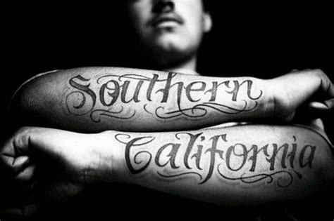 sureno tattoos cholo style