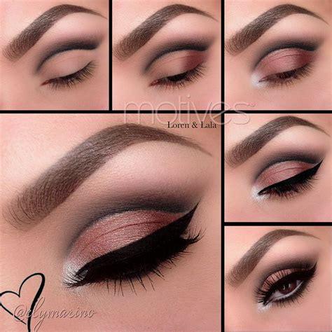 eyeshadow tutorial cut crease gorgeous cut crease tutorial by ely marino using all