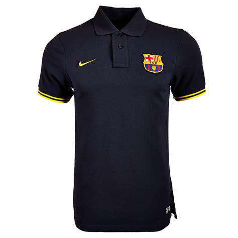 Polo Shirt Nike Barcelona Barca Nike polo shirt football presentation top fc barcelona s nike s m 41990 new ebay