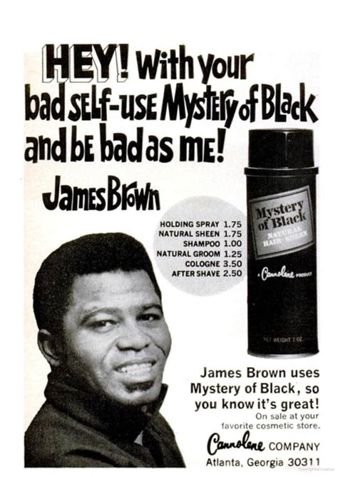 Pomade Godfather brown the godfather of adverts voices of east anglia