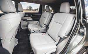 Toyota Highlander Captains Chairs 2014 Toyota Highlander Interior 2017 2018 Best Cars