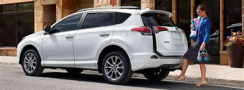 Toyota Crossover Suv Is The 2017 Toyota Rav4 A Crossover Suv
