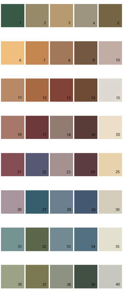 behr paint colors palette 23 house paint colors