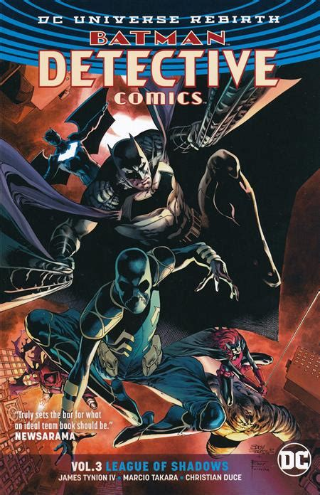 detective comics tp vol 1401267998 batman detective comics tp vol 03 league rebirth discount comic book service