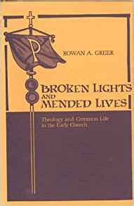 broken but mended books broken lights and mended lives theology and