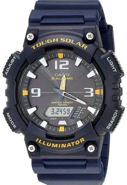 Casio Standard Lq 139lb 2b2 analog digital watches casio curren invicta souq
