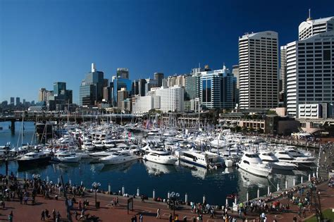 boat show darling harbour 2017 outer reef yachts
