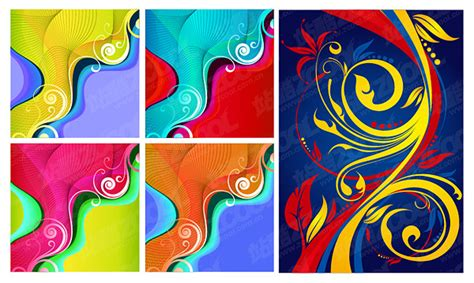 material theme colors and patterns vector design page 9