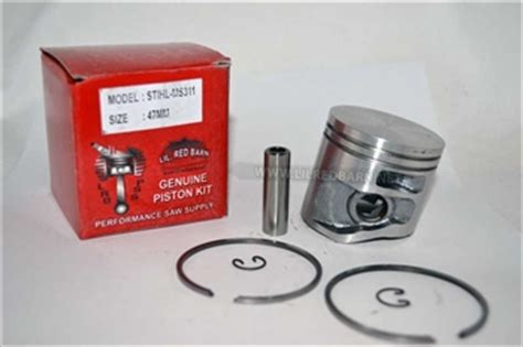 Stihl Ms311 Replacement Piston 47mm Replaces Part 1140