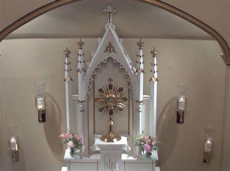 eucharistic adoration  webcam httpwww