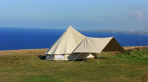 Tents With Awnings by Large Awning Cool Canvas