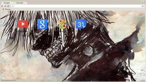 themes google chrome tokyo ghoul kaneki tokyo ghoul chrome theme themebeta