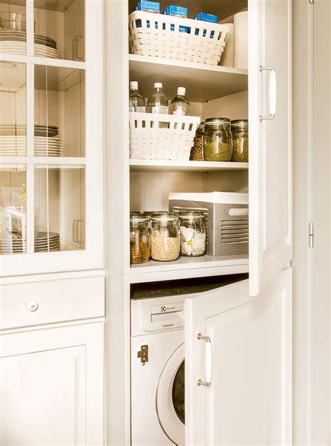 una cocina muy pequena reformada  buenas ideas