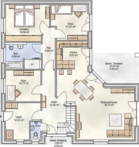 hobbyraum wohnfl che bungalow 80 qm neubau bungalow 76 qm massiv bauen in