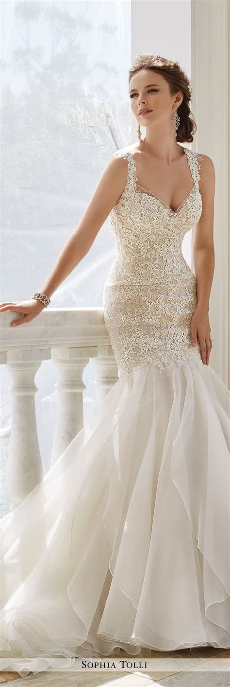 Trumpet Gown by Lace Trumpet Wedding Dress Discount Wedding