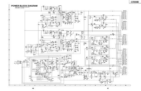 Sharp Television Free Schematic sharp lc 26d4u lc 32d4u lc 37d4u lc 32ax3h lc 37ax3h lcd tv power supply sch service manual