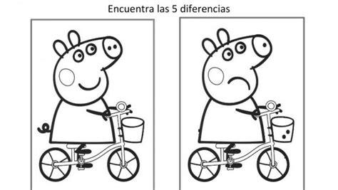 imagenes percepcion visual para niños encuentra las diferencias dibujos animados para ni 241 os