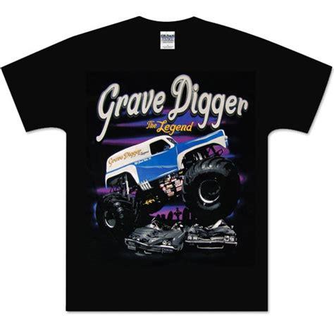 grave digger legend truck grave digger legend