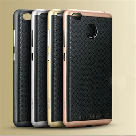 Soft Ipaky For Xiaomi Redmi Pro S new ipaky bumper hybrid soft rubber cover for