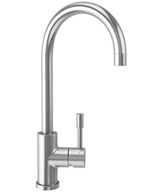 Teka Ls 912 Dual Kitchen Abode Ludlow Brushed Nickel Monobloc Kitchen Mixer Tap At1216