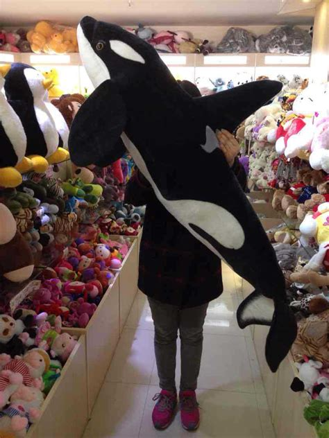 Boneka Pillow get cheap killer whales toys aliexpress alibaba