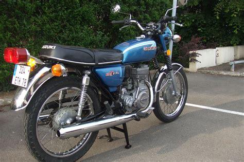 Suzuki 125 Gt 1977 Suzuki Gt 125 Pics Specs And Information