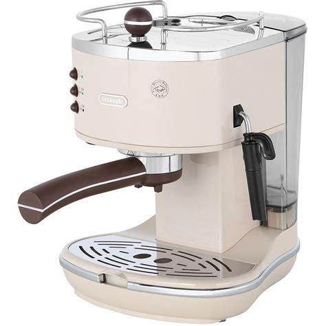 Delonghi Ecov 310gr Vintage Coffee Maker de longhi ecov311 bg icona vintage espresso coffee machine 15 bar new ebay
