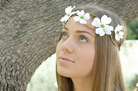 how to create a flower wreath hair piece my view on fashinating flower hair crown bridal hair circlet woodland wedding