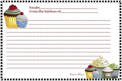 recipe card template to recipes 1000 images about scrapbook free printable recipe cards