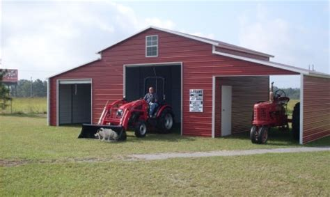Garage Sales In Dothan Al by Tractor Barn R B Metal Structures