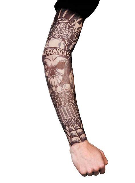 tattoo arm zum anziehen thug tattoo 196 rmel tattoo sleeve f 252 r fake t 228 towierung