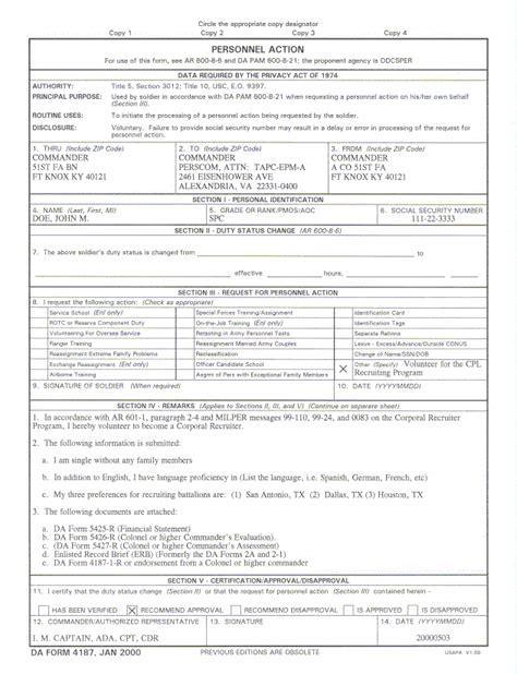 corporal recruiting program armystudyguide com