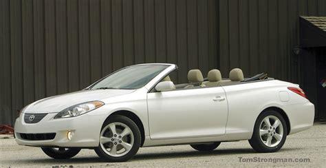 Toyota Solara Convertible Price Toyota Solara Convertible Picture 3 Reviews News