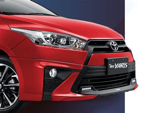 Lu Depan Mobil Yaris Harga Toyota Yaris 2017 Spesifikasi Dan Review Lengkap