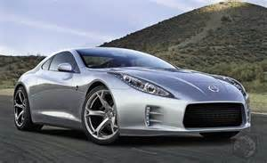 Next Generation Nissan Z Of The Vq Engine Next Nissan 370z To Be Named