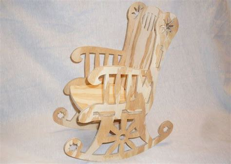 rocking chair cnc project    bit dxf file   axisco