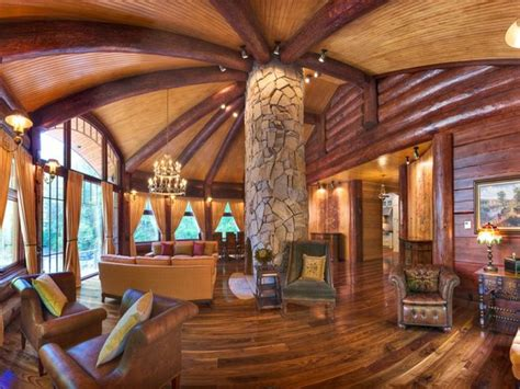 luxury log cabin homes interior luxury log cabin homes