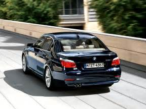 2008 bmw 5 series information and photos momentcar