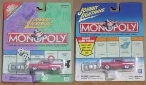 Johnny Lightning Car List Johnny Lightning Monopoly Series Hobbytalk