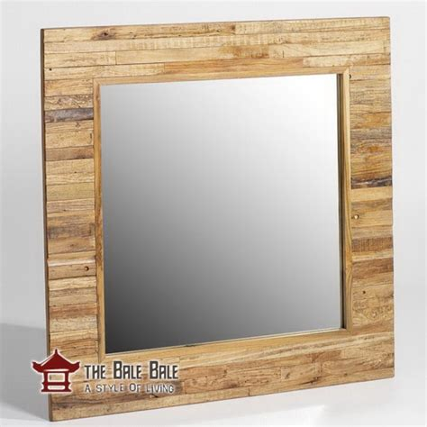 Cermin Jati Minimalis cermin kayu jati ckj007 mebel jati minimalis mebel jati jepara mebel furniture kayu jati