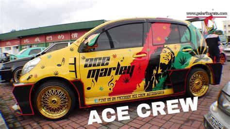 Ace Maxs Malaysia perodua myvi ace marley modified auto show zero carbon