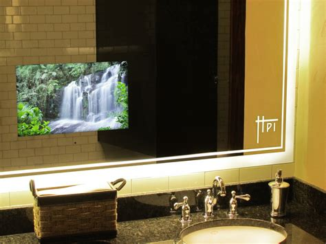 bathroom mirror television 88 bathroom mirrors with tv built in awesome ideas