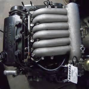 Mitsubishi Magna Engine Mitsubishi Magna Te Tf 3 0ltr V6 Engine Motor 6g72 Ebay