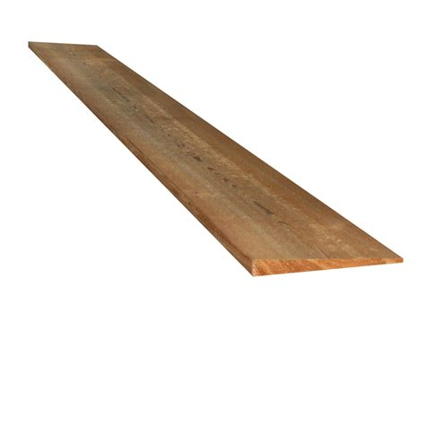 shop solid wood untreated wood siding common