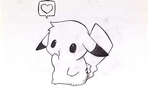 chibi pikachu coloring page baby pikachu by jessicasolomatita on deviantart