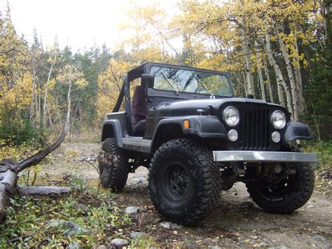1984 Jeep Cj7 1984 Jeep Cj7 Pictures Cargurus
