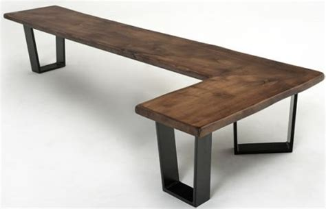 L Table by L Shape Dining Table For The Home